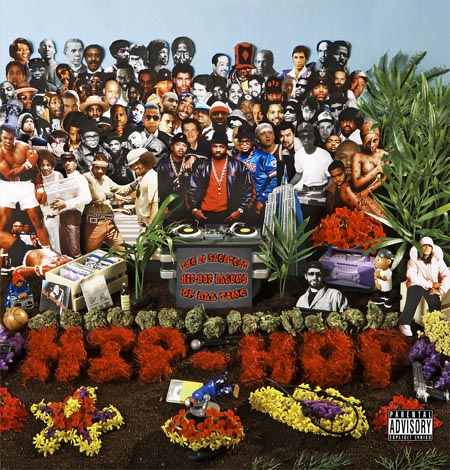 The Hip-Hop Sgt. Pepper's Cover Art