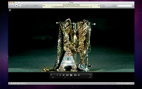 iTunes LP Jay-Z Videos