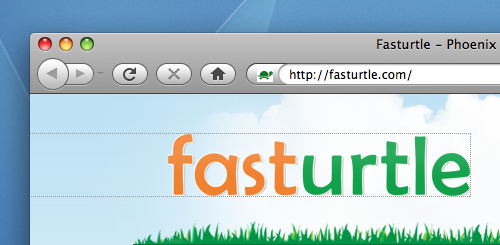 Fasturtle.com H1 image replacement using the Farhner method